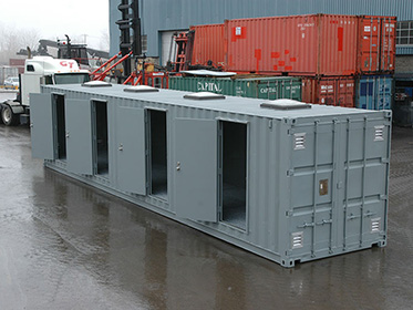 New, Used and Leased Containers